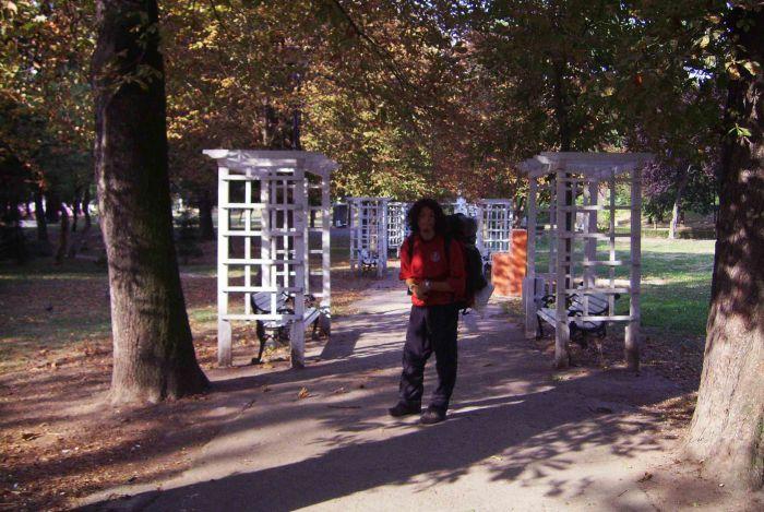 Coronini Park in Timișoara