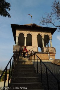 Foișorul porţii palatului Mogoşoaia (Watchtower)