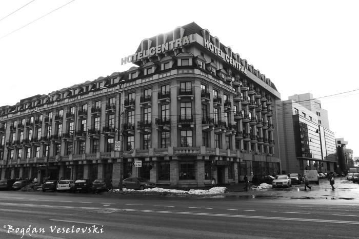 Hotel Central Ploiești