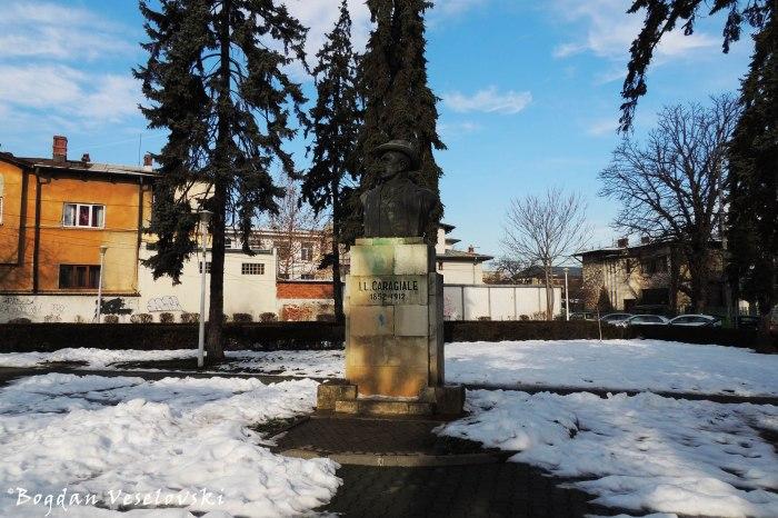 I.L.Caragiale Monument, Ploiești