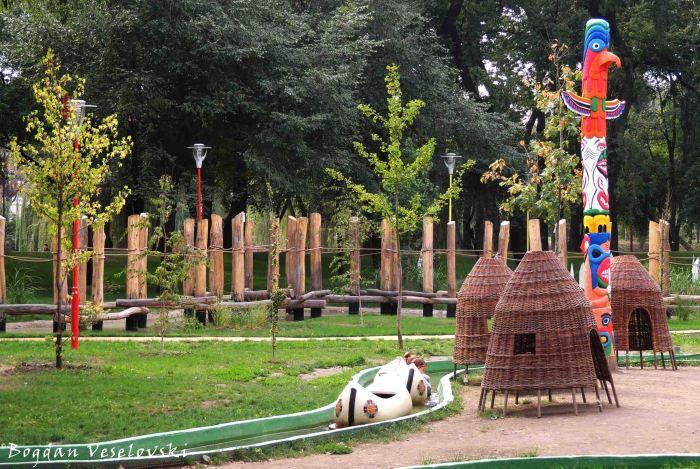 Ion Creangă Children's Park