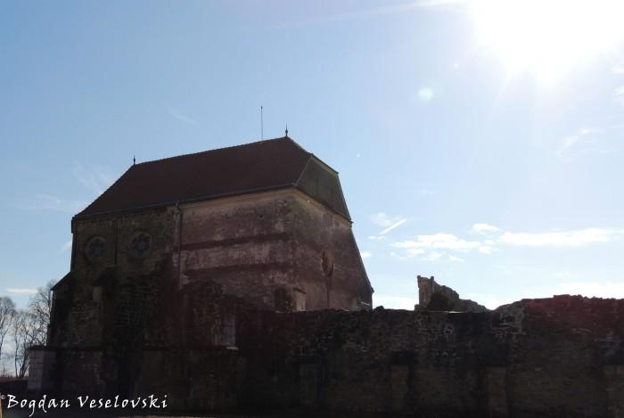 Mănăstirea Cârța - Ansamblul Monahal Cistercian (Cârța Monastery -  Cistercian / Benedictine Monastery)