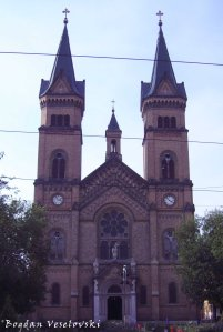 Millennium Church in Timișoara