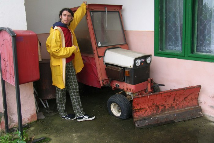 Mini-tractor