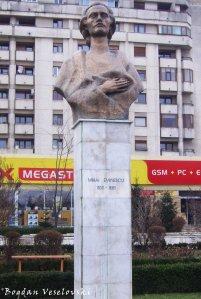 Monument of Mihai Eminescu