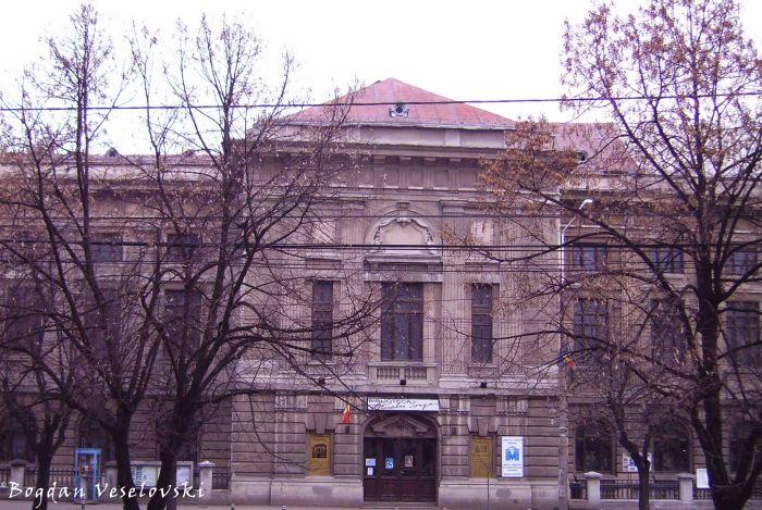 Nicolae Iorga library