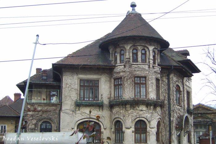 Old house in Buzăului Street