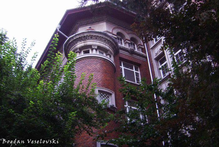 Polytechnic dormitory 1MV