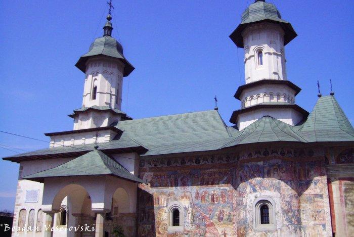 Râșca Monastery