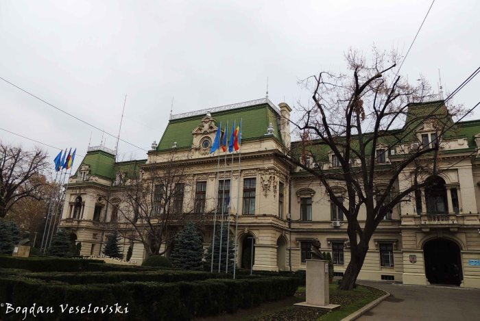 Roznovanu Palace - Iași City Hall