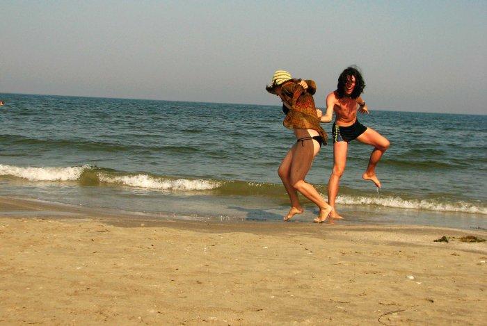 Sea dancing