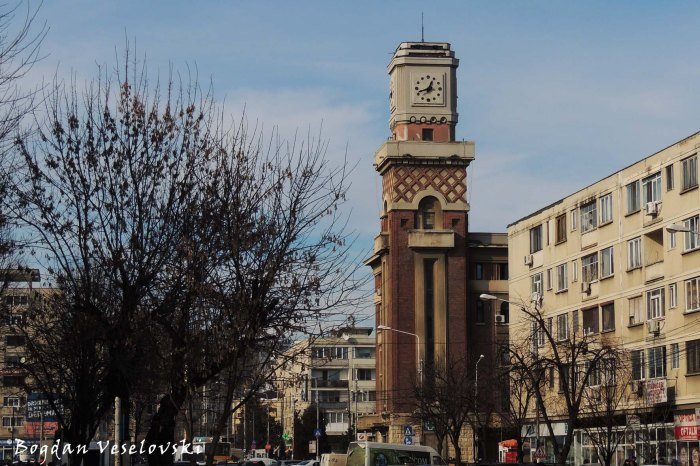 Turnul cu Ceas, Ploiești (Clock Tower)
