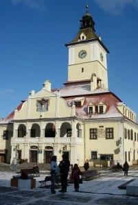 Turnul Sfatului - Muzeul județean de Istorie (Council Tower - Brașov County Museum of History)