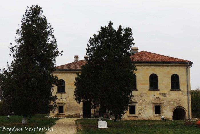 Udrșite-Năstruel Palace, Herăști