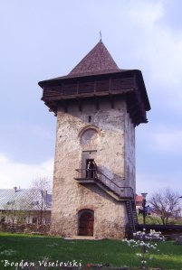 Vasile Lupu's Tower (Humor Monastery)