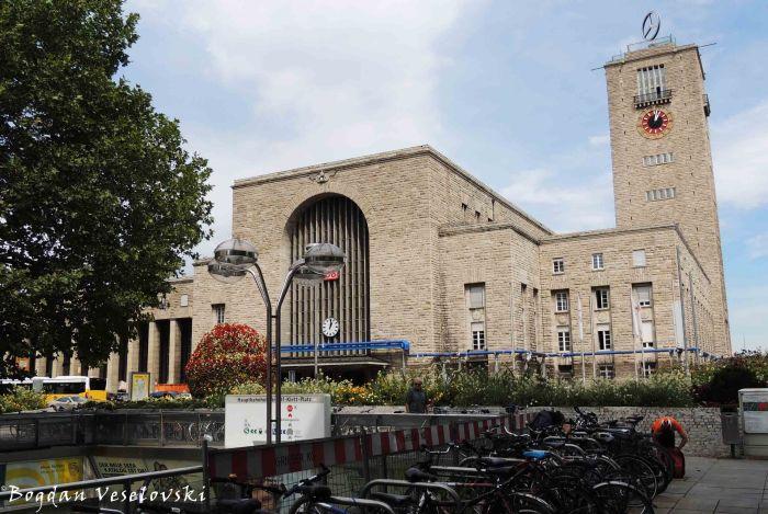 Stuttgart main train station (Stuttgart Hauptbahnhof)