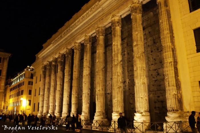 Temple of Hadrian (Tempio di Adriano)