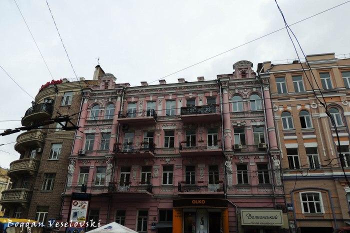 Lva Tolstoho Street, Kiev
