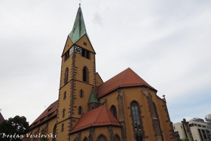 Leonhardskirche, Stuttgart