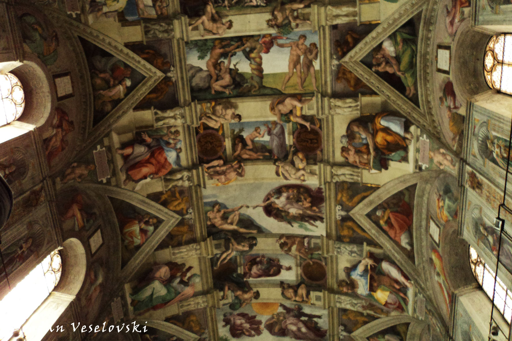 sistine chapel ceiling essay Title: length color rating : sistine chapel ceiling and the last judgment essay - in this research paper i will be looking at two different artworks by the same artist the two i will be looking at are the sistine chapel ceiling (1508-1512) and the last judgment (1534.