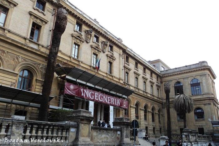 Faculty of Engineering of Sapienza University, Rome (Palazzo di Ingegneria, La Sapienza - Università di Roma)