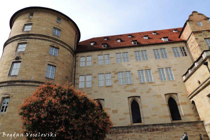 Old Castle in Stuttgart - Württemberg State Museum (Altes Schloss - Landesmuseum Württemberg)