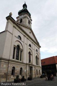 Basilica of Győr - Cathedral of St. Mary (Győri bazilika)