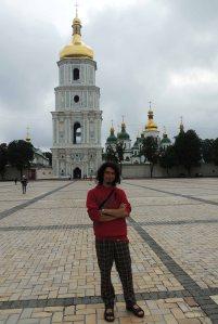 Saint Sophia's Cathedral, Kiev (Собор Святої Софії)