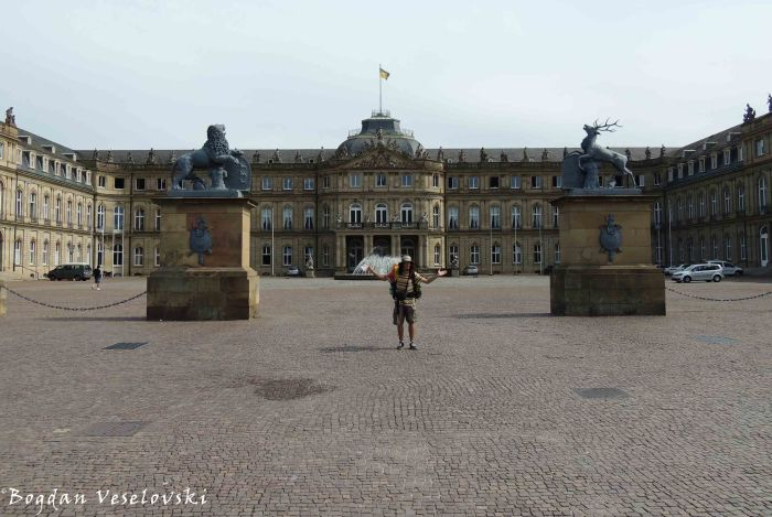 New Palace (Neue Schloss)
