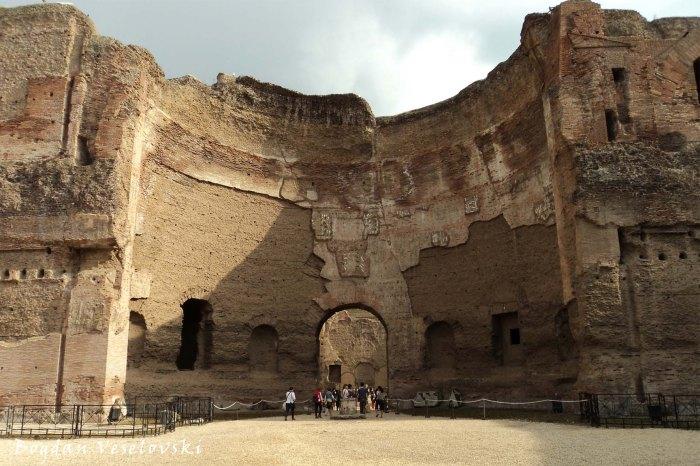 Baths of Caracalla (Terme di Caracalla)