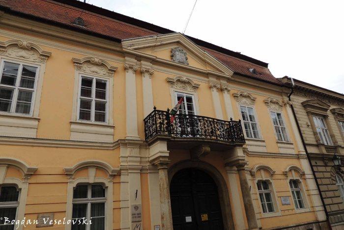 City Archives (Győr Megyei Jogú Város Levéltára)