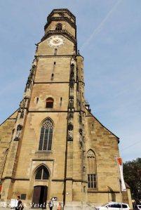 Collegiate Church, Stuttgart (Stiftskirche)