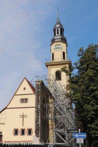 Evangelical Church in Stuttgart (Evangelische Kirche, Stuttgart)
