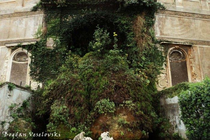 Gardens of Farnese upon the Palatine - Nymphaeum (Orti Farnesiani sul Palatino - Nymphaeum)