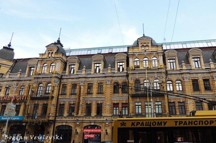 Velyka Vasylkivska Street (Велика Васильківська вулиця)