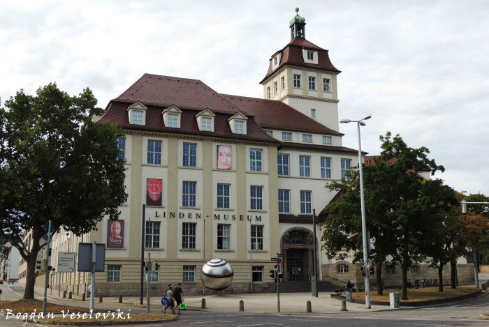 Linden Museum, Stuttgart
