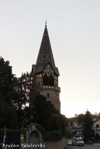 St. Andrew's Church (Andreaskirche, Uhlbach)