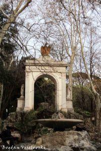 Fontana del Fiocco (Fontana di Esculapio)