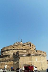 Mausoleum of Hadrian (Castel Sant'Angelo)