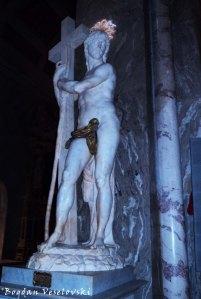 Michelangelo's Christ the Redeemer, Basilica di Santa Maria sopra Minerva