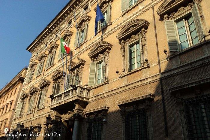 Palazzo Madama, Rome - Senate of the Italian Republic