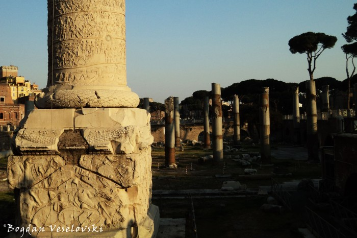 Trajan's Forum (Forum Traiani)