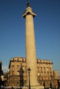 Trajan's Column (Colonna Traiana)