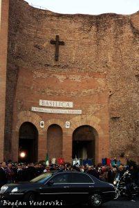 Basilica of St. Mary of the Angels and the Martyrs (Santa Maria degli Angeli e dei Martiri)