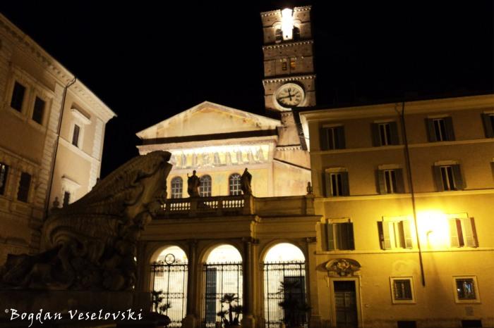 Basilica of Our Lady in Trastevere (Basilica di Santa Maria in Trastevere)
