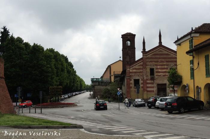 Chiesa di Santa Maria del Salice, Fossano