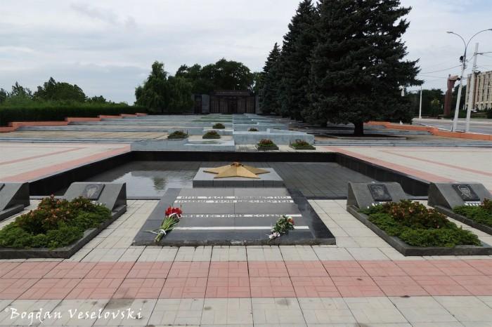 Memorial of Glory, Tiraspol