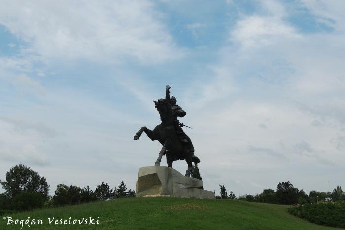 Monument of Alexander Suvorov