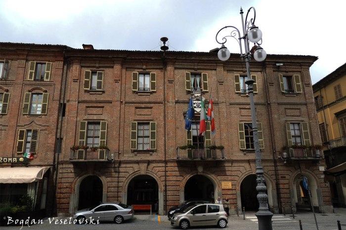 Palazzo Comunale secolo XVIII