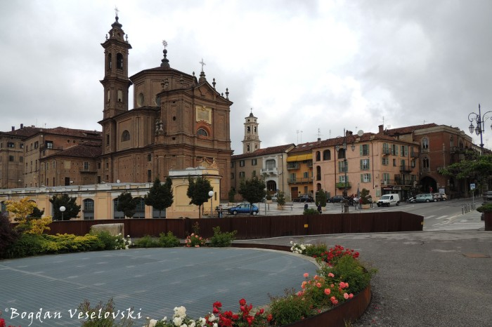 Piazza Vittorio Veneto, Fossano